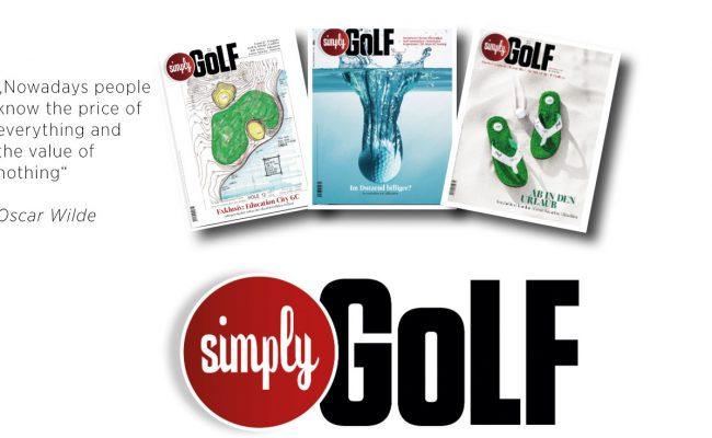 Golfversicherung Simply Golf